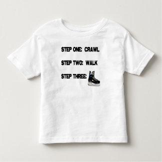 'Crawl, Walk, HOCKEY' T-Shirt