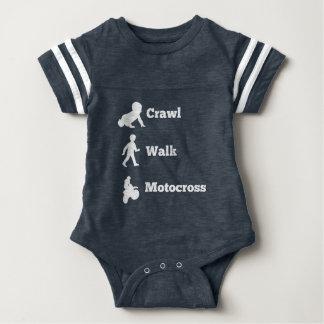 Crawl Walk Motocross Shirts