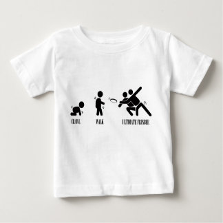 Crawl. Walk. Ultimate Frisbee Baby T-Shirt
