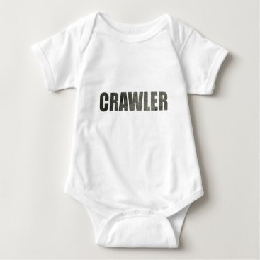 """Out_Of_The_Box """"Crawler"""" Infant Creeper"""