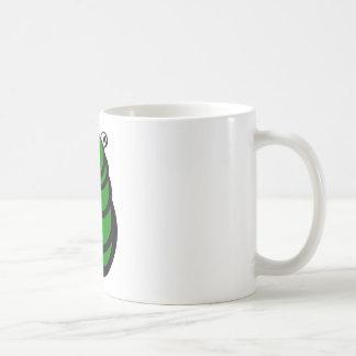 Crawler-type vehicle coffee mugs