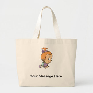 Crawling Baby Canvas Bags