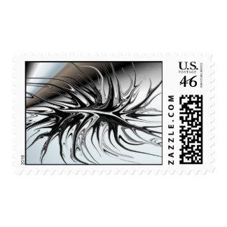 Crawling - Chrome Stamp