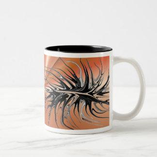 Crawling - Copper Two-Tone Coffee Mug