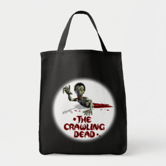 Crawling Dead Grocery Bags