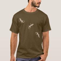 Crawling Geckos T-Shirt
