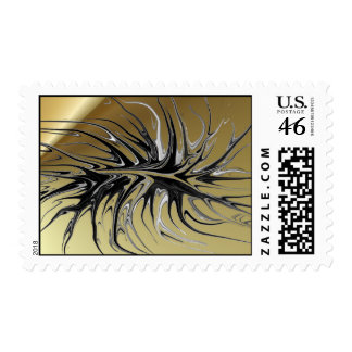 Crawling - Gold Stamps