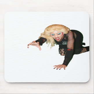 Crawling Hedwig Mouse Pad