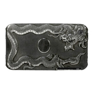crawling silver dragon iphone Case-Mate iPhone 3 case