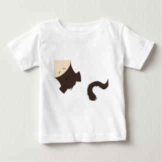 Crawling Through the Jungle: Monkey the Monkey Baby T-Shirt