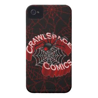 CrawlSpace Comics Case-Mate ID™ iPhone 4/4S Cases