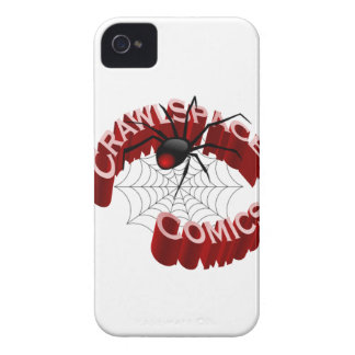CrawlSpace Comics iPhone 4/4S Case-Mate