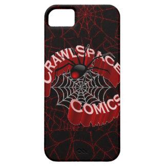 CrawlSpace Comics iPhone 5 Case-Mate