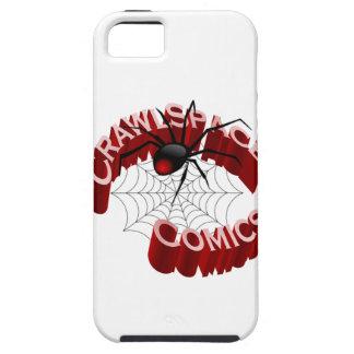 CrawlSpace Comics iPhone 5 TOUGH Case-Mate