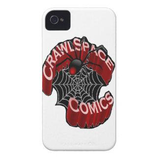 CrawlSpace Comics iPhone Cases
