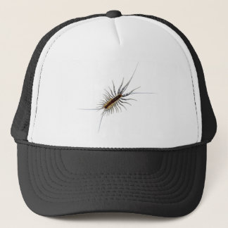 crawly insect trucker hat
