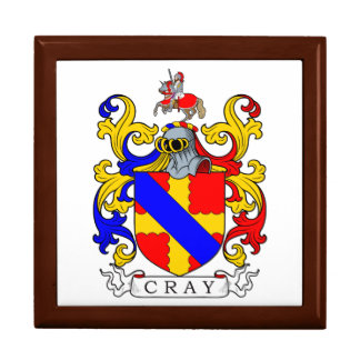 Cray Coat of Arms I Gift Boxes