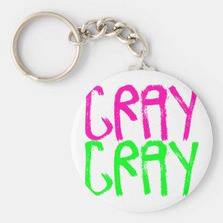 Cray Cray Keychain