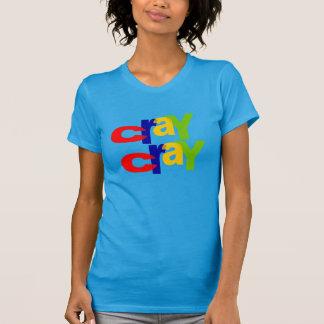 cray cray camisetas