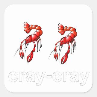 Cray Cray Stickers
