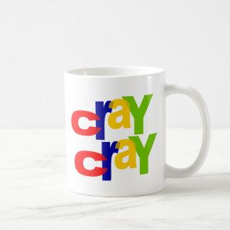 cray cray taza de café