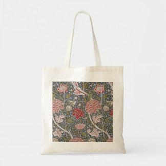 Cray Textile by William Morris Tote Bag
