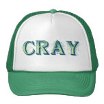 Cray Trucker Hat