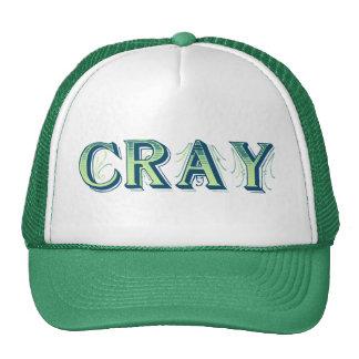 Cray Trucker Hat