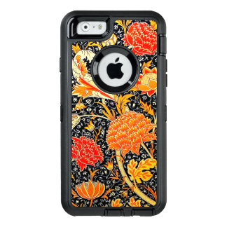Cray vintage floral OtterBox iPhone 6/6s case