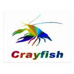 Crayfish-25 はがき