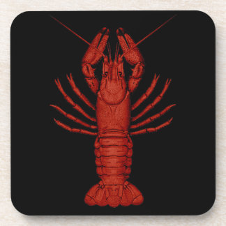 Crayfish Beverage Coaster