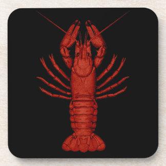 Crayfish Beverage Coaster