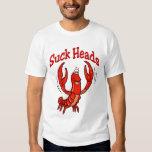 Crayfish Cartoon (Cajun Crawfish) T-shirt