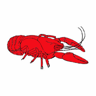 crayfish cutout