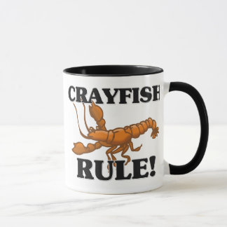 CRAYFISH Rule! Mug