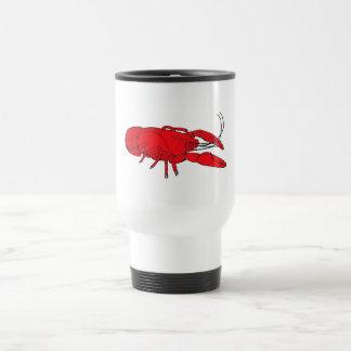 crayfish travel mug