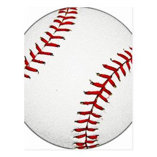 Crayon baseball post cards