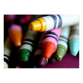 Crayon! business card