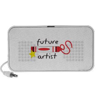 CRAYON FUTURE ARTIST SPEAKERS