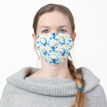 Crayon Grover Sunshine Pattern Adult Cloth Face Mask