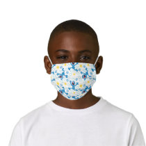 Crayon Grover Sunshine Pattern Kids' Cloth Face Mask