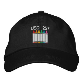 Crayon Hat Embroidered Hats