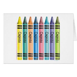 Crayon Line Card