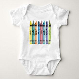 Crayon Line T Shirts