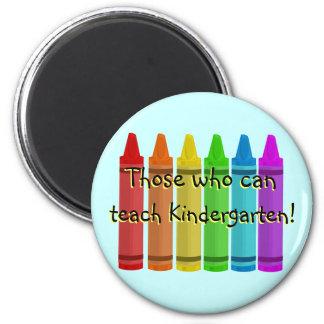 Crayon Magnet Template