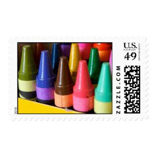 Crayon Postage