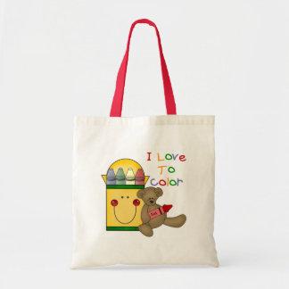 Crayon School Gift Bag