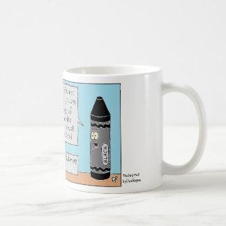 CRAYON, TheStripMallbyChrisRogers Coffee Mugs