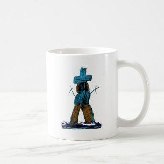 CrayonMan Coffee Mug