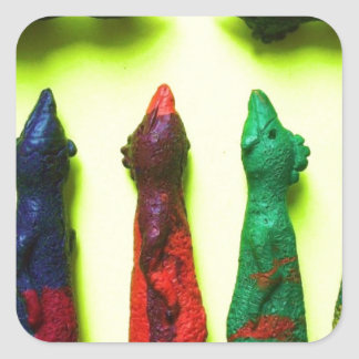 Crayons 1 stickers